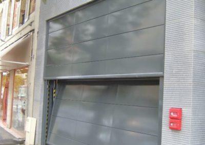 Joints creux d'une portes automatiques collectives JOINT CREUX